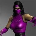 Mileena Cosplay Desde Mortal Kombat 9