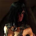 Mileena Cosplay from Mortal Kombat X