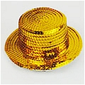 Mini Hat (Gold 02)