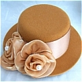 Mini Hat (Brown 01)