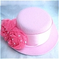Mini Hat (Pink 01)