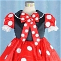 Minni Costume (Kids) Da Mickey Mouse Clubhouse