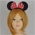 Minnie Mouse Ears De  Mickey Mouse Clubhouse