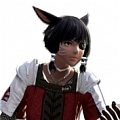 Miqote Cosplay (2nd) Desde Final Fantasy