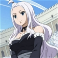 Mirajane Cosplay (Blue) from Fairy Tail