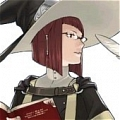 Miriel Cosplay from Fire Emblem Awakening