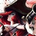 Miss Fortune Cosplay von League of Legends