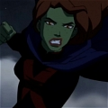 Miss Martian Cospkay from Young Justice