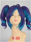 Mix Color Wig (Clips, Teto)