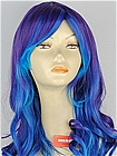 Mix Color Wig (Long,Curly,CF22 HLuka)