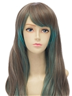 Mix Color Wig (Long, Curly, Lolita L10)