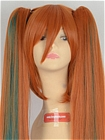 Mix Color Wig (Long,DumMiku)