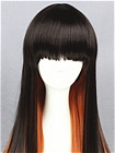 Mix Color Wig (Long, Straight, L05)