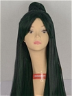 Mixed Color Wig (Long,Straight,Sailor Pluto)