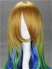Mix Color Wig (Long,Wavy,B18)