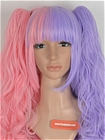 Mix Color Wig (Long,Wavy,Clip)