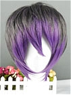 Mix Color Wig (Short,Spike,B37)