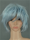 Mix Color Wig (Short,Spike,Ayanami)