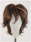 Mix Color Wig (Short,Spike,Shu)