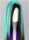 Mix Colour Wig (Long,Straight,Lolita,A1)