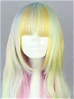 Mix Colour Wig (Long,Wavy,Lolita)