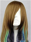 Mix Colour Wig (Long,Wavy,Lolita,A12)