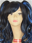 Mixed Color Wig (Long,Curly,Lolita,40)