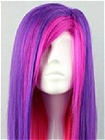 Mixed Color Wig (Long,Straight,Lolita,39)