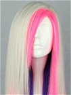 Mixed Color Wig (Long,Straight,Lolita,42)