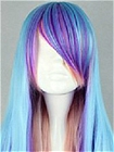 Mixed Color Wig (Long,Weavy,Lolita,30)