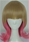 Mixed Color Wig (Medium,Curly,Lolita,23)