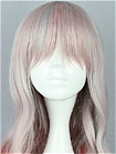 Mixed Color Wig (Medium,Weavy,Lolita,20)