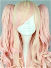 Mixed Color Wig (Medium,Weavy,Lolita,38)
