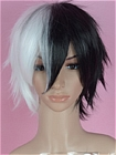 Mixed Color Wig (Short,Spike,Monokuma)