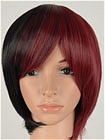 Mixed Color Wig (Short,Straight,Lolita,22)