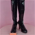 Morrigan Shoes (D092) Desde Vampire Hunter