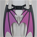 Morrigan Wings from Darkstalkers