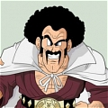 Mr Satan Cosplay von Dragon Ball