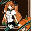 Miku Cosplay (Mrs.Pumpkin's Comical Dream) Desde Vocaloid