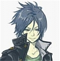 Mukuro Rokudo Short Cosplay Wig from Katekyo Hitman Reborn