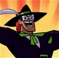 Music Meister Cosplay from Batman The Brave and the Bold