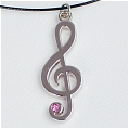 Music Note Necklace (2nd) Da Vocaloid