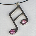 Music Note Necklace (3rd) Da Vocaloid
