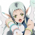 Muzet Cosplay (No Pants) from Tales of Xillia 2