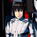 Nagate Cosplay (Artificial Leather) Desde Knights of Sidonia