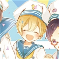 Nagisa Costume (Sailor Uniform) from Free