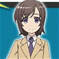 Nanako Cosplay from Futsu no Joshikosei ga Locodol Yattemita