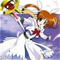 Nanoha Cosplay Costume from Magical Girl Lyrical Nanoha