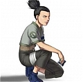 Nara Shikamaru Costume from Naruto