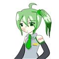 Naru Akita Cosplay from Fanloid